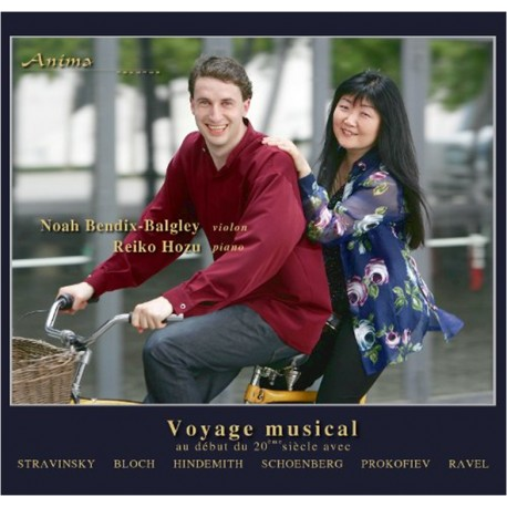 Voyage Musical - Bendix-Balgley - Hozu