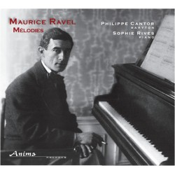 RAVEL - MELODIES