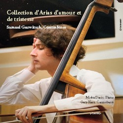 Collection d'Arias d'amour et de tristesse